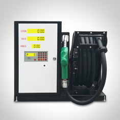 RJ70T Fuel Dispenser With Hose Reel