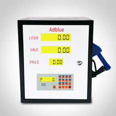 RJ40A Adblue Filling Digital Fuel Dispenser