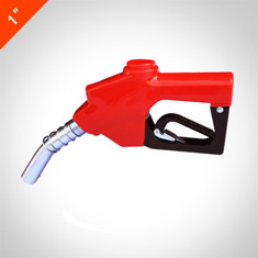 "UL listed 1"" Automatic oil Dispensing Nozzle"