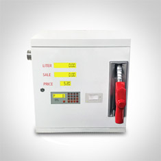 RJ64  Fuel Dispenser With Gear Pump